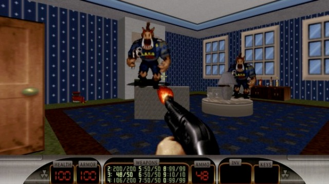 Duke Nukem 3D Megaton Edition PC Games