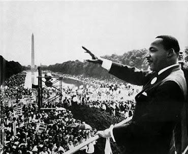 Martin Luther King, Jr., (January 15, 1929 – April 4, 1968)