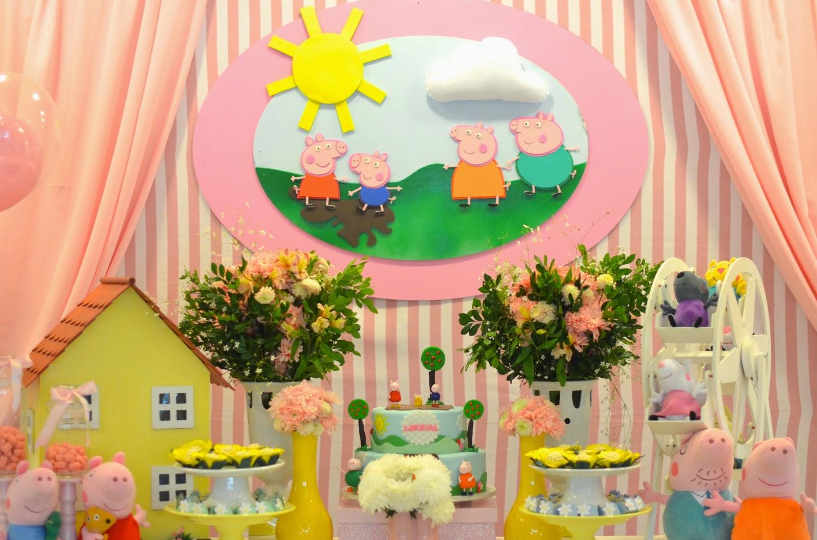 Atelier Personnalis Parque de Diverses da Peppa Pig