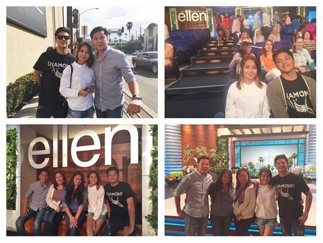 Spotted: Kathryn Bernardo and Daniel Padilla on The Ellen Show