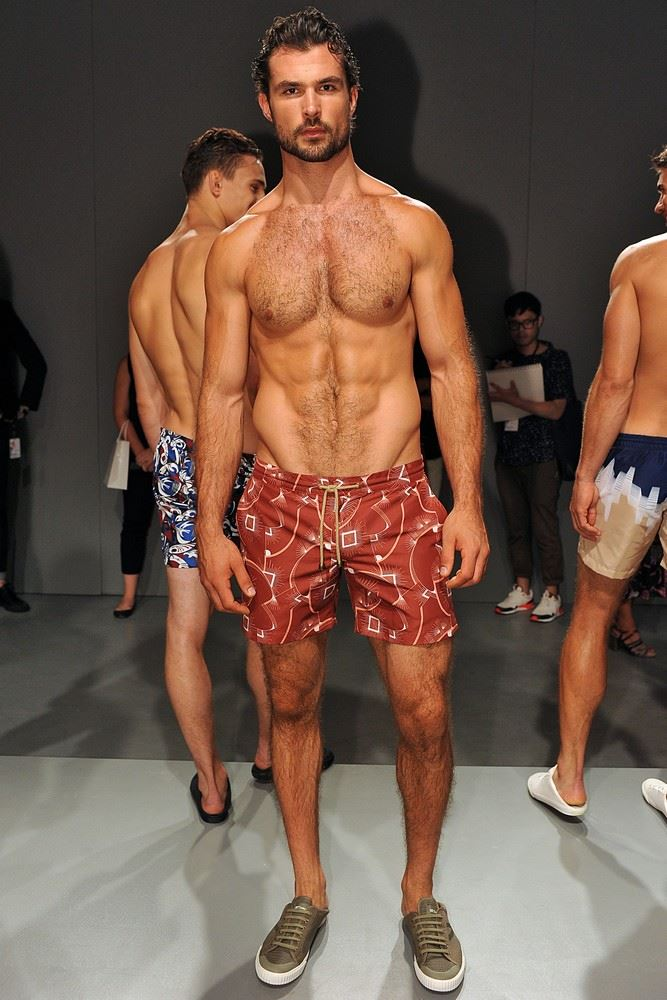 Thorsun Spring Summer 2016 New York Fashion Week Men S