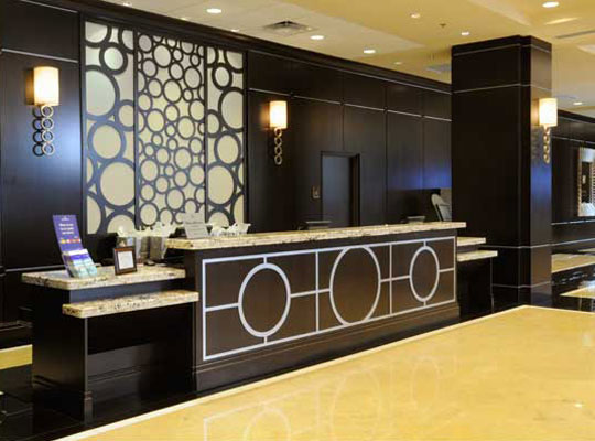 Interior design decorating ideas reception interior design for Hotel interior decoration