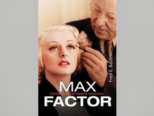 <b>「Max Factor」 の創業者:  <br>Max Faktorowicz (1877ー1938)</b>