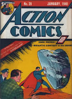 Action Comics #20 comic image