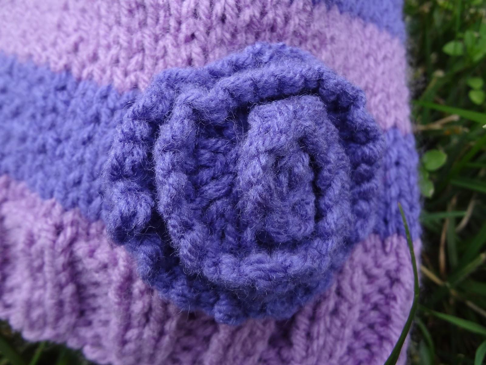 Knitting Pattern Abbreviations M1 : Fiber Flux: Free Knitting Pattern...Very Violet Newborn Hat!