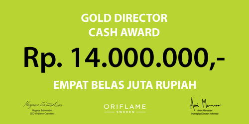 CA Gold Director 14jt - Sep 2012