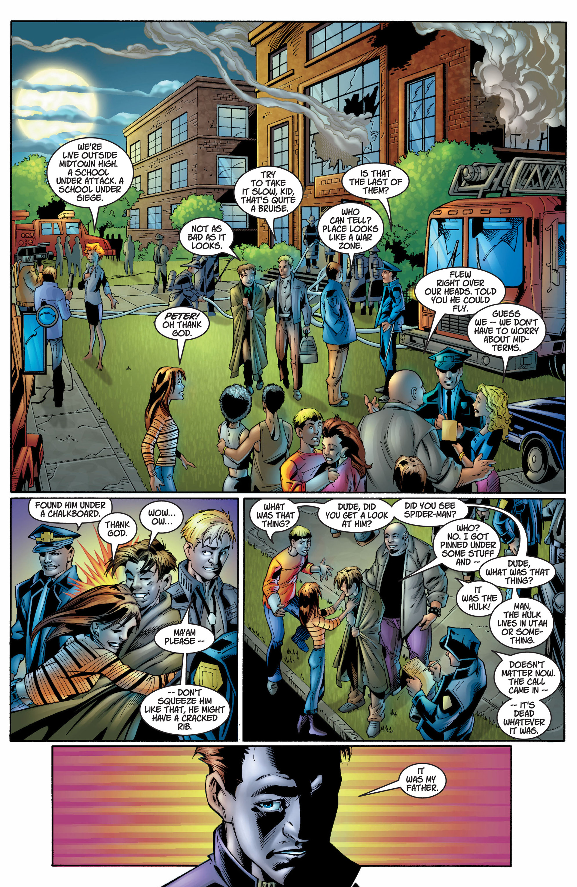 Ultimate Spider-Man (2000) Issue #7 #11 - English 17