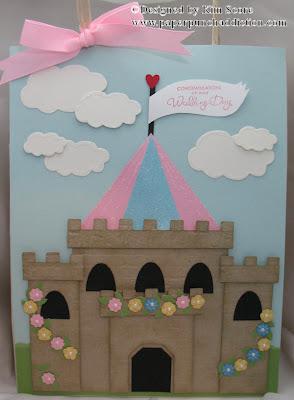 PAP Convite castelo das princesas Royal+Castle