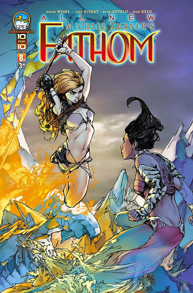 Preview: ALL NEW FATHOM #8