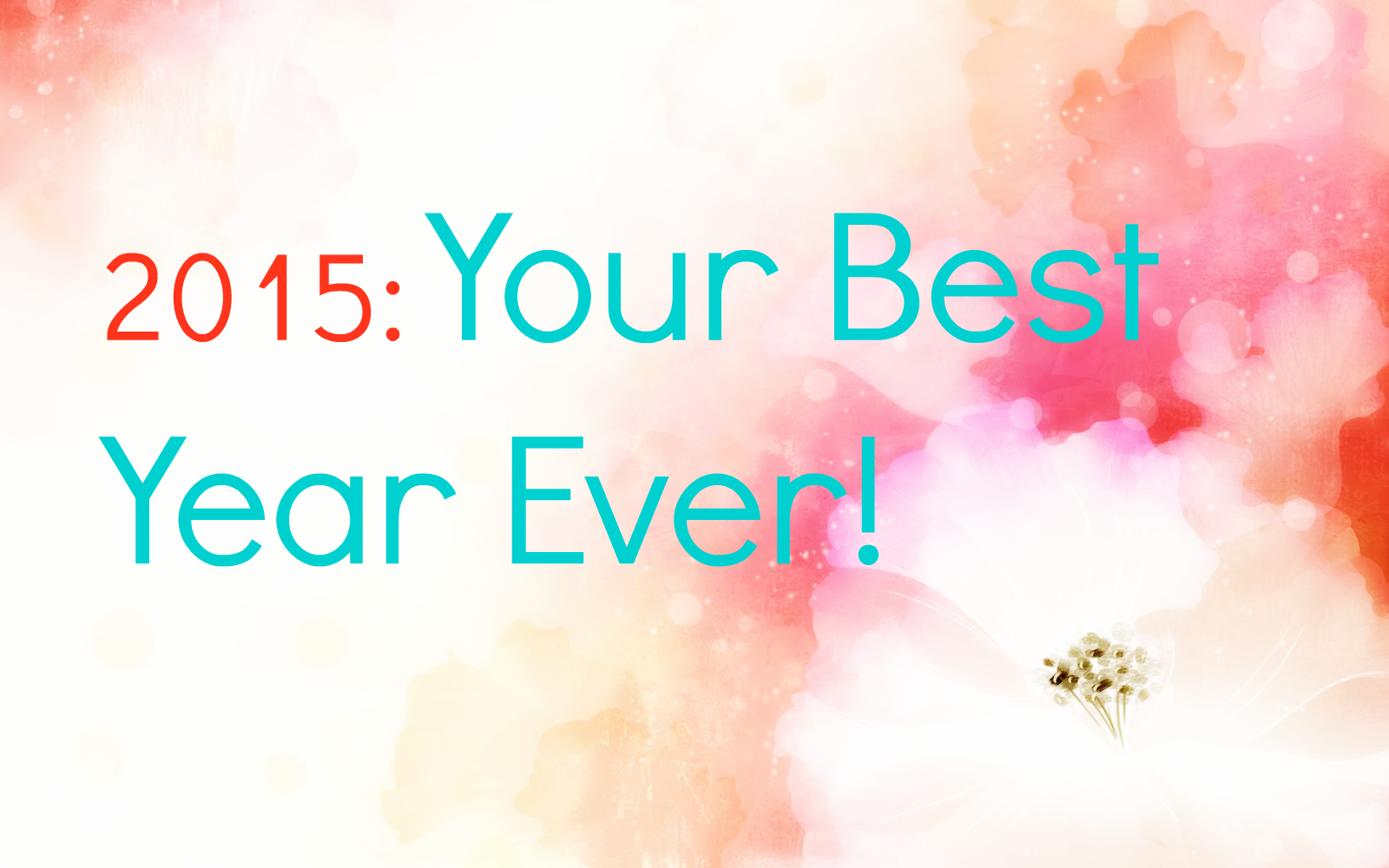 Fitness Friday:: Five Free Ways To Make 2015 Your Best Year Ever