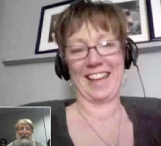 video chat of dr.strange and ms. cassidy