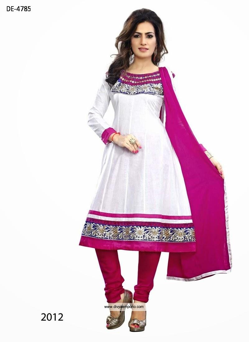 cotton shalwar kameez 2015 | fashxschool