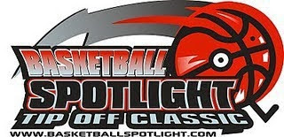 Basketball Spotlight Tip Off Classic Registration (December 3rd and 4th)