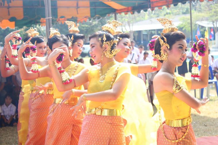 กิจกรรมอนุรักษ์ศิลปวัฒนธรรมไทย