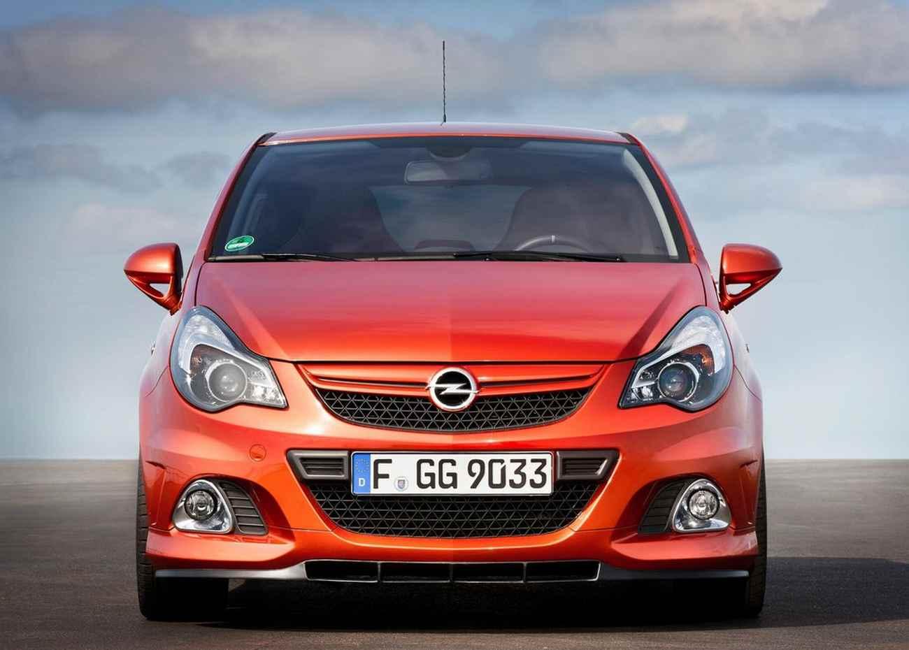 Carsautomotive: Opel Corsa OPC Nurburgring Edition 2011 Pics
