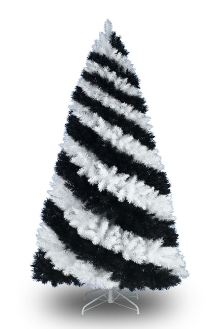 zebra print christmas tree decorations - Christmas Zebra Decorations