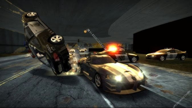 Need For Speed Undercover Screen Shots