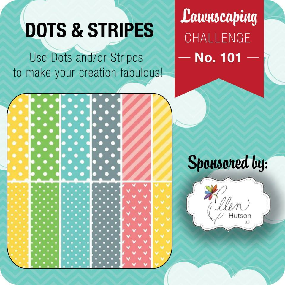 http://lawnscaping.blogspot.ie/2015/03/lawnscaping-challenge-dots-stripes.html