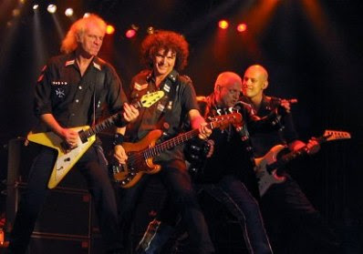 Accept - Live In Japan