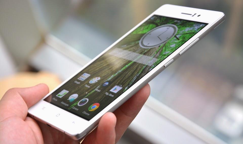 gambar Smartphone Oppo R5