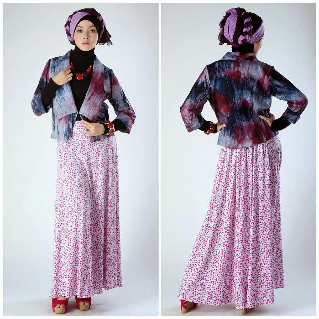 Gambar Model Baju Atasan Lengan Panjang Terbaru Terkini Wanita ... dea06a98f6