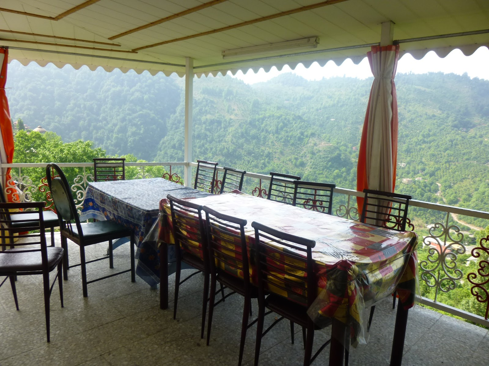 Novel Adventurers: Home Cooking in Gilan\'s Misty Mountains