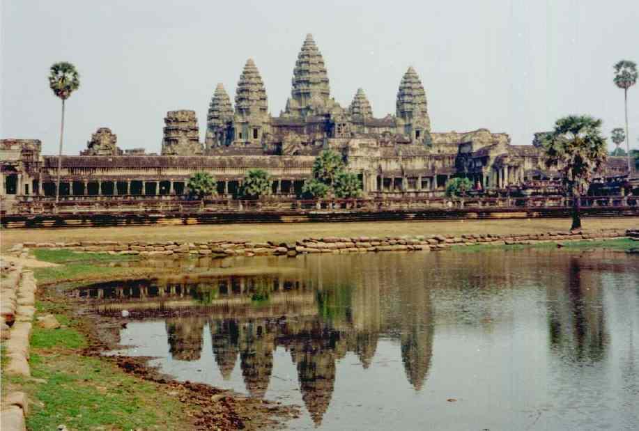 Rosanne Dorsey Angkor Wat