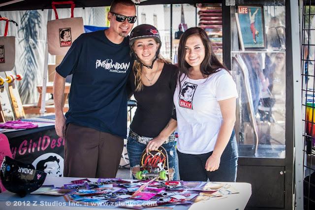 Matt Gaudio, Julz Lynn, Jordan Abraham, Silly Skateboards