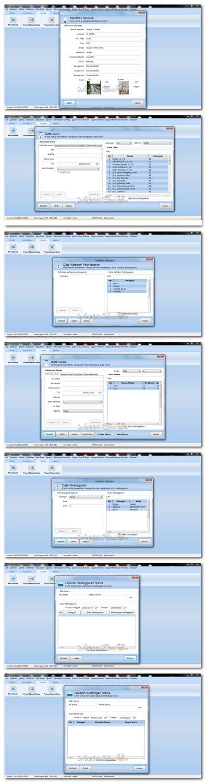 Menu Software BK