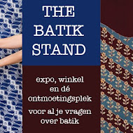 The Batik Stand, A Stand for Batik