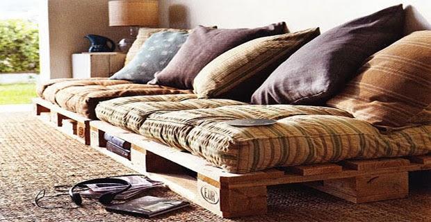Home sweet home pallet i legno i migliori da semprepronte - Smontare divano poltrone sofa ...