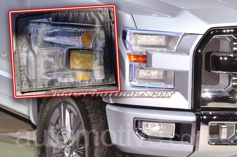 Sneak Peek: 2015 Ford F-150