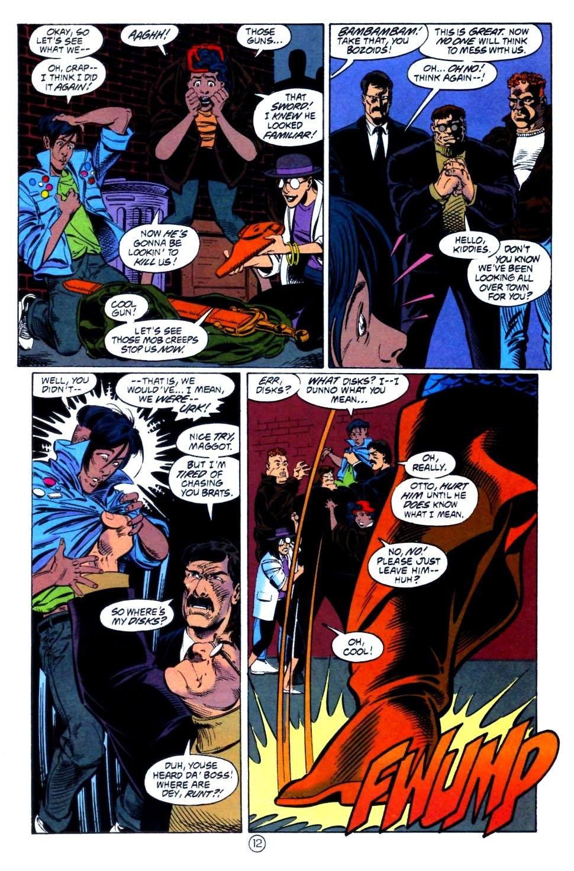 Deathstroke (1991) Issue #14 #19 - English 13