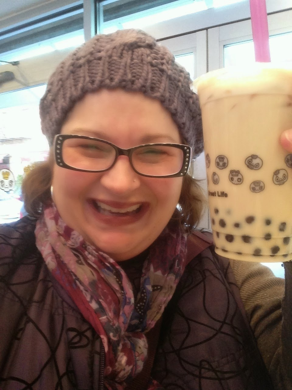 Bubble Tea in NYC 2014