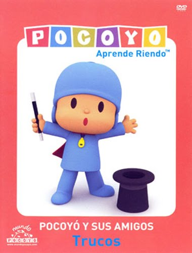 Ver Pocoyo y sus amigos – Trucos (2011) Online