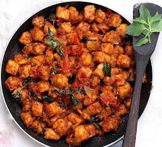 Resep Masakan Tempe Goreng Sambal Kemangi Pedas