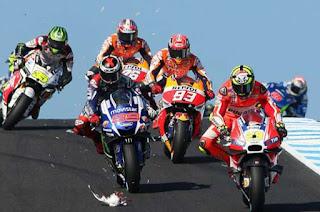 Warga Australia Kenang Burung Camar Korban MotoGP Dengan Hastag #leavesyourchipsout