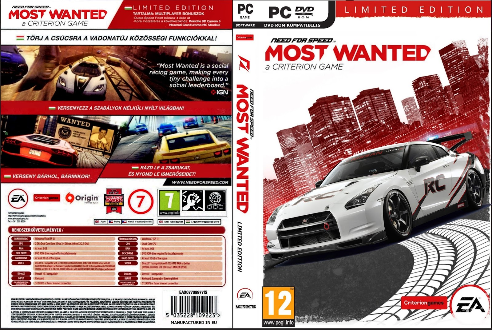 Need for Speed Most Wanted 2012 Free Download - Ocean of …