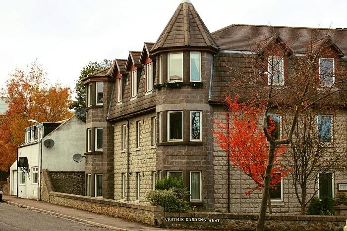 aberdeen, accomodation, blogger, holburn street, cheap flats