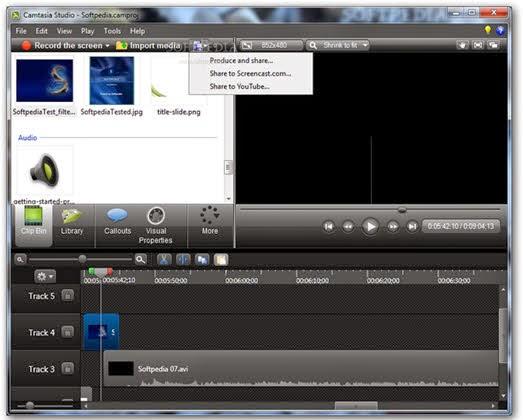 TechSmith Camtasia Studio 8.4.3 Build 1792