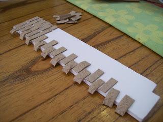 Paso a paso muro de ladrillos - Como hacer tabiques ...