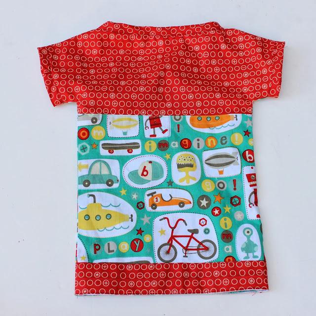 Kimono Top free pattern