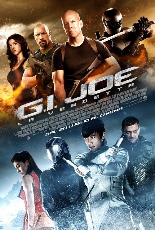 G.I. Joe: Retaliation (2013) DVDrip XViD