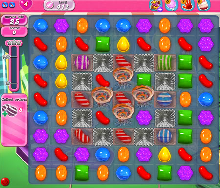 Candy Crush Saga 412