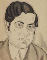 Retrato de Ramón Gómez de la Serna
