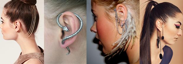maxi brincos_maxi acessórios_ears cuffs_bracelete de orelha_brinco pra orelha toda