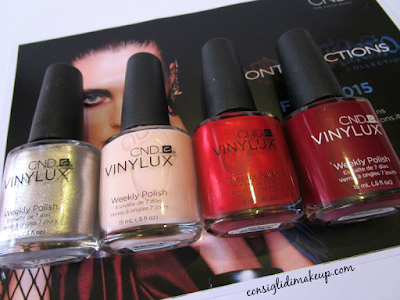 contradictions fall 2015 cnd vinylux collezione smalti