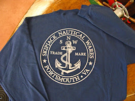 Fouled Anchor Long Sleeve Sweatshirt, Now 20% OFF!