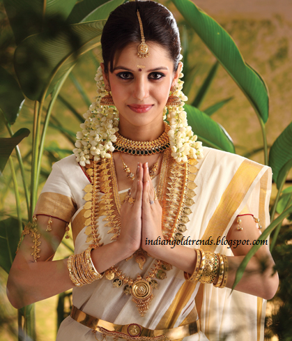 Kerala Wedding Jewellery Photos Kerala Wedding Jewellery