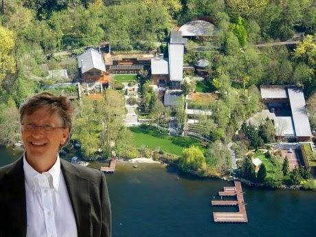 Fakta Menarik Tentang Bill Gates Yang Berharta Rp 1.051 Triliun